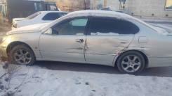 Toyota Aristo. Продам ПТС с Авто после конструктивной гибели
