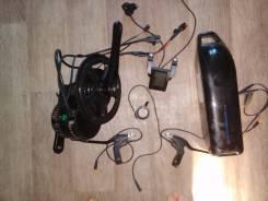 Готовый электро набор на велосипед 48v 500w с аккумулятором 14ah