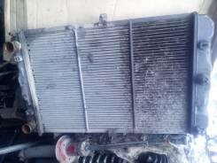 Радиатор охлаждения двигателя. Лада: 2108, 2109, 21099, 2115, 2114