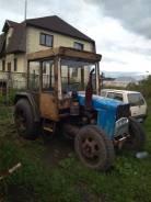 Самодельная модель. Трактор с двигателем Д-240