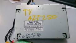 Телевизор салонный. Toyota Avensis, AZT250, AZT250L, AZT250W Двигатели: 1ADFTV, 1CDFTV, 2ADFTV