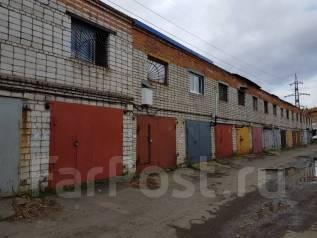 Гаражи капитальные. улица Ремесленная 3, р-н Амурсталь, 20 кв.м., электричество, подвал.