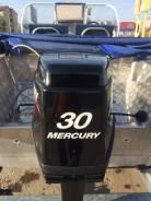 Mercury. 30,00л.с., 2-тактный, бензиновый, нога S (381 мм), 2016 год