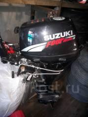 Suzuki. 15,00л.с., 4-тактный, бензиновый, нога L (508 мм), Год: 2007 год
