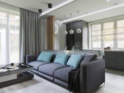Дизайн жилой квартиры. Тип объекта квартира, комната, срок выполнения 3 месяца
