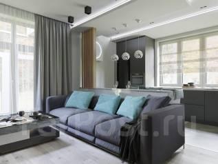 Дизайн жилой квартиры. Тип объекта квартира, комната, срок выполнения месяц