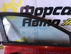 Стекло боковое. Hyundai Accent Hyundai Solaris, RB Двигатели: G4FA, G4FC
