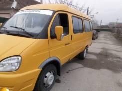 ГАЗ 322132. Газель пассажирская, 2 400 куб. см., 13 мест