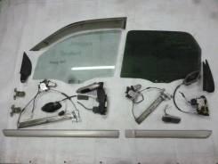 Дверь боковая передняя задняя левая по частям Mazda Tribute EP3W, EPEW