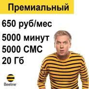 Безлимитные тарифы Билайн по всей России!
