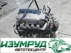 Двигатель в сборе. Toyota: Yaris, Platz, Echo, Funcargo, bB Двигатель 1NZFE