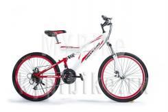 Велосипед GreenBike двухподвесной