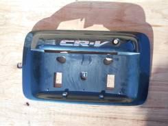 Рамка для крепления номера. Honda CR-V, RD1