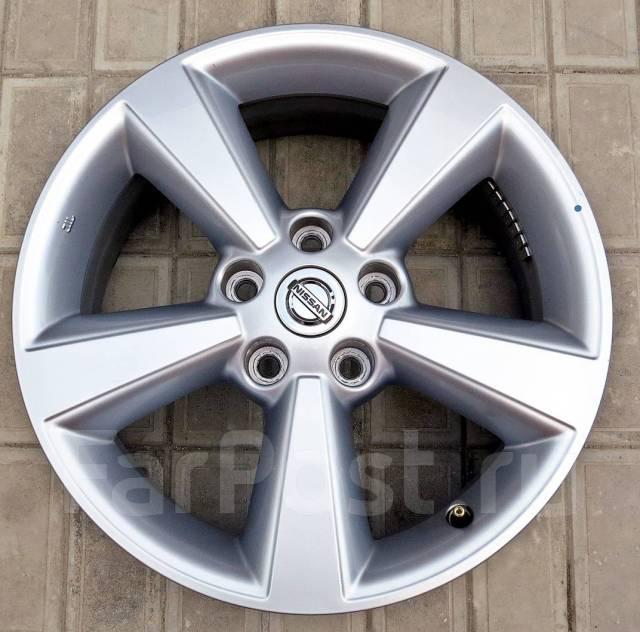 """Nissan. 6.5x17"""", 5x114.30, ET40, ЦО 66,1мм."""