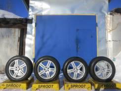 Dunlop Dufact DF5. 7.0x17, 5x100.00, ET48, ЦО 67,0мм.