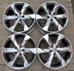 """Nissan. 7.5x18"""", 5x114.30, ET50, ЦО 66,1мм."""