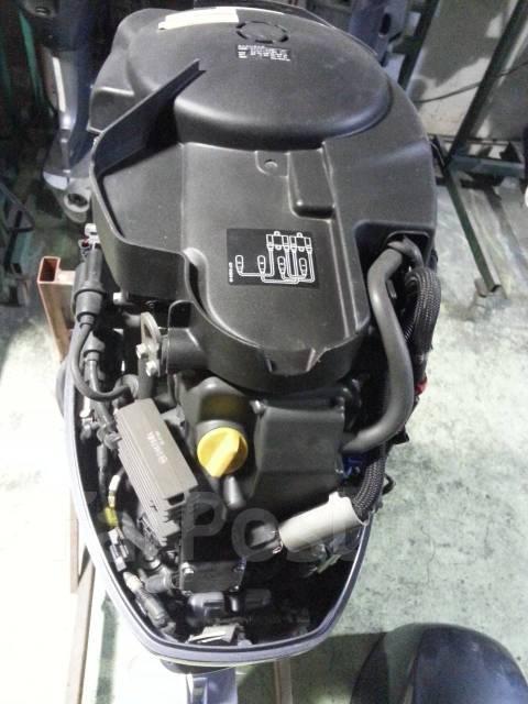 Yamaha. 50,00л.с., 4-тактный, бензиновый, нога L (508 мм), Год: 2012 год