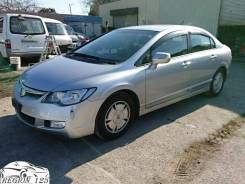 Honda Civic Hybrid. вариатор, передний, 1.3 (95 л.с.), бензин, 106 тыс. км, б/п, нет птс. Под заказ