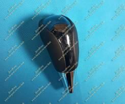 Ручка автомата Voxy (рычаг акпп Вокси) кожа + черное дерево 07-13г. Toyota Voxy