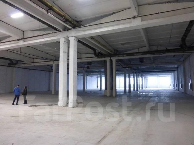 Большой выбор складов на Фадеева рядом с развязкой от 200р. 15 000 кв.м., улица Командорская 11, р-н Тихая. Интерьер