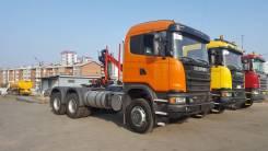 Scania. Полноприводный тягач G480CA6X6EHZ в Якутске, 13 000куб. см., 30 000кг.