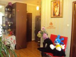 Гостинка, улица Талалихина 12. Борисенко, агентство, 25кв.м. Интерьер