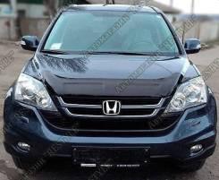 Дефлектор капота. Honda CR-V, RE3, RE4, RE5, RE7 Двигатели: K24A, K24Z4, R20A2. Под заказ