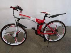 Спортивный , горный велосипед.