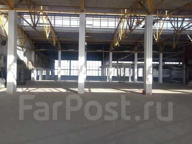 Большой выбор складов на Фадеева рядом с развязкой от 200р. 15 000 кв.м., улица Командорская 11, р-н Тихая