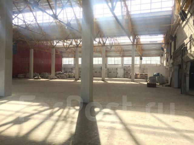 Большой выбор складов на Фадеева рядом с развязкой от 200р. 15 000кв.м., улица Командорская 11, р-н Тихая
