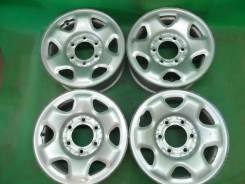 Nissan. 6.0x15, 6x139.70, ET30, ЦО 100,0мм.
