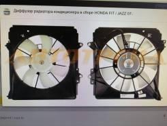 Диффузор. Honda Jazz, GD1, GD5, UCS69DWH Honda Fit Двигатели: 4JG2, L12A, L13A
