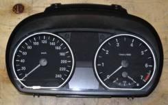Панель приборов. BMW 1-Series, E87