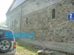 Дом из натурального камня в Кипарисово-1 в Надеждинском районе. Улица Советская 2, р-н кипарисово 1, площадь дома 750 кв.м., скважина, электричество...