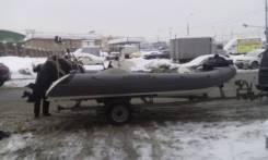 Suzuki. Год: 2009 год, длина 5,50м., двигатель подвесной, 115,00л.с., бензин