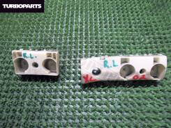 Крепление бампера. Nissan X-Trail, DNT31, NT31, T31, TNT31 Двигатели: M9R, MR20DE, QR25DE
