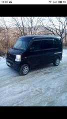 Suzuki Every. механика, 4wd, 0.7 (64 л.с.), бензин, 113 000 тыс. км