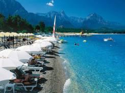 Турция. Анталья. Пляжный отдых. Турция - Анталья, Кемер, Белек, Сиде, Аланья