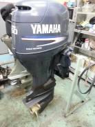 Yamaha. 50,00л.с., 4-тактный, бензиновый, нога L (508 мм), Год: 2007 год