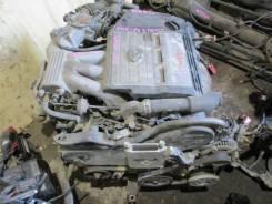 Двигатель в сборе. Toyota Alphard, MNH10, MNH10W, MNH15, MNH15W Двигатель 1MZFE