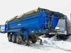 Lecitrailer. Самосвальный полуприцеп V3S 2007 г/в, 39 000 кг.