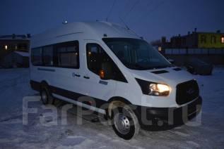 Ford Transit. Форд Транзит, автобус городского типа, 2018 г. в., 2 200 куб. см., 19 мест