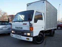 Mazda Titan. Будка, не конструктор., 4 000 куб. см., 3 000 кг.