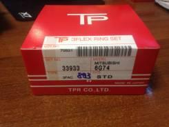 Кольца поршневые 6G74 STD TP 33933, MD300569, MD369575 Mitsubishi