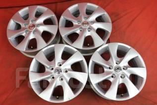 Nissan. 6.0x16, 5x114.30, ET45, ЦО 66,1мм.