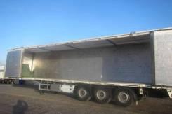 Knapen. Полуприцеп-щеповоз с подвижным полом K502 2013 г., 35 020кг.
