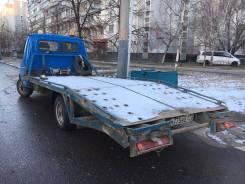 ГАЗ 3202. Эвакуатор категория Б, 2 000куб. см., 1 350кг.