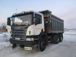 Scania P380. Продам самосвал scania p380 6x4, 11 750 куб. см., 25 000 кг.