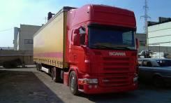 Scania R420. + krone mega 100 кубов, 12 000 куб. см., 20 000 кг.
