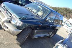 Крыло. Mitsubishi Pajero, V21W, V23W, V25W, V26W, V26WG, V43W, V45W, V46W, V46WG Двигатели: 4G64, 4M40, 6G72, 6G74